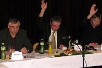 Představitelé brušperské radnice