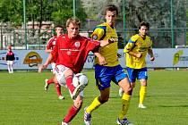 Fotbal Třinec – Tescoma Zlín