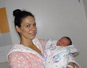 Magda Slívová se narodila 23. září paní Veronice Slívové z Frýdku Místku. Po porodu holčička vážila 3260 g a měřila 49 cm.