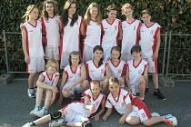 Mladé frýdecko-místecké basketbalistky skončily na kvalitně obsazeném turnaji v Praze první, když ani jednou neprohrály.