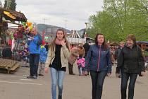 V Třinci v pátek 1. května slavili tradiční Hutnický den.