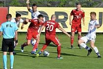 Fotbalisté Třince jsou bez boje v dalším kole MOL Cupu.