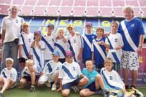 Mladí fotbalisté z Frýdku se soustředili ve Španělsku