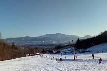 Ski areál Opálená se nachází v Beskydech na severovýchodním svahu Ondřejníku.