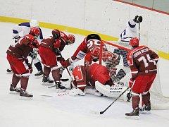 Hokejistům Frýdku-Místku vyšla odveta dokonale, v Mostu zvítězili 5:1.
