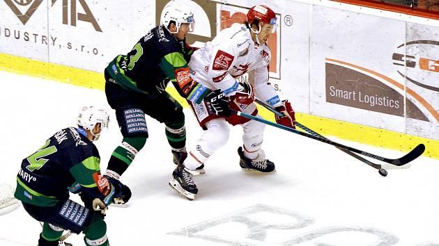 Oceláři se ve středu dozvědí své soupeře pro hokejovou Ligu mistrů.