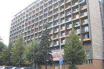 Hotelový dům Paskov, který se nachází v ulici Pionýrů v Místku.