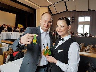 Mezinárodní juniorskou barmanskou soutěž vyhrála studentka z Frýdku-Místku.