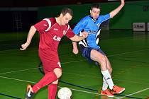 Futsalisté druholigového Likopu Třinec v dalekém Jeseníku prohráli rozdílem čtyř branek. Ilustrační foto.