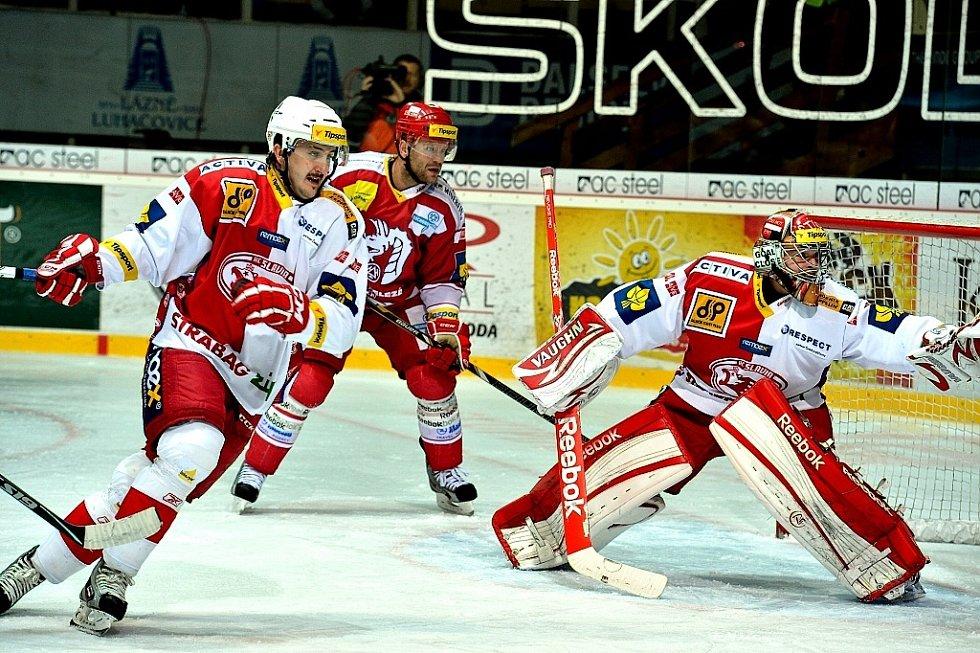 Třinec - Slavia