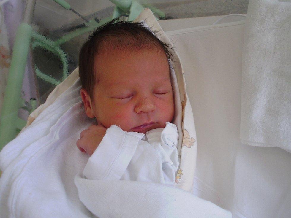Tereza Jelínková z Frýdku-Místku, nar. 25.07., 49 cm, 2,95 kg, nemocnice Frýdek-Místek.
