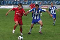 MSK Břeclav - Fotbal Frýdek-Místek.
