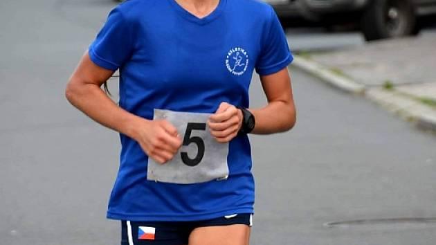 Frýdecko-místecká atletka Veronika Siebeltová sbírá v posledních dnech jeden běžecký triumf za druhým. Naposledy zvítězila v 5. ročníku Běhu na Kubánkov.
