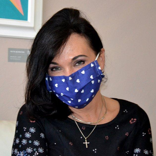 Věra Palkovská, primátorka Třince