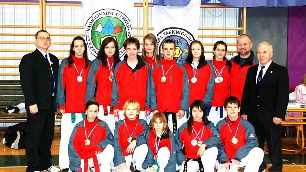 V průběhu podzimu se taekwondová škola Joomuk zúčastnila několika soutěžních klání. Vše začalo druhým kolem oblastní soutěže regionu severní Morava, která se konala v sobotu 18. října ve Frýdku-Místku.
