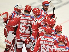 Třinečtí hokejisté.