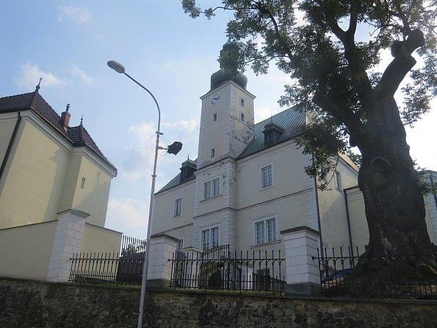 Frýdecký zámek.
