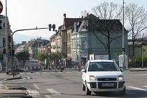 """Rekonstrukce mostu na """"Rubikově křižovatky"""" ve Frýdku-Místku si vyžaduje dopravní omezení."""
