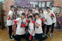 Tanečníci z frýdecko-místecké TŠ Just Dance.