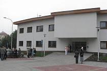 Hospic ve Frýdku-Místku byl slavnostně otevřen v září minulého roku.