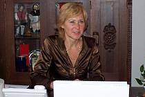 Helena Pešatová je druhou ženou –starostkou v historii města.