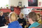 Osmáci z frýdlantských základních škol měli v pátek na programu Den s integrovaným záchranným systémem.