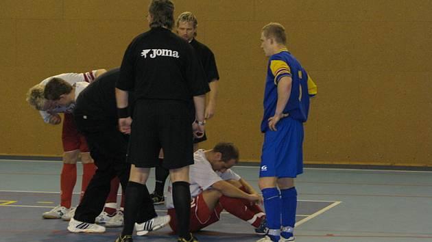 Nešťastnou porážku utrpěl v domácím zápase II. ligy futsalu tým Barracuda Tatran Jakubčovice s mužstvem Havlíčkova Brodu.