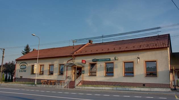Budova, kterou koupilo město.