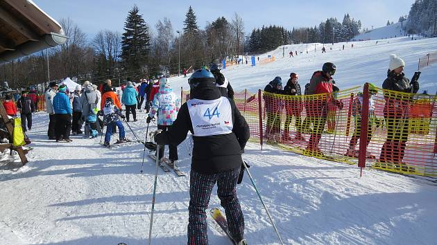 Ski areál v Mostech u Jablunkova. Ilustrační foto.