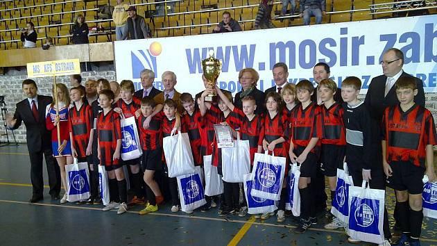 Výběr MSKFS Ostrava.