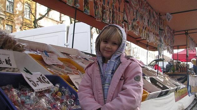 V Brušperku v sobotu 21. prosince proběhnul tradiční svatokateřinský jarmark.