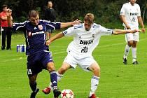 Velice důležité vítězství vybojovali o víkendu divizní fotbalisté Lískovce na domácí půdě proti Mohelnici. LÍSKOVEC – MOHELNICE 5:4 (2:1)
