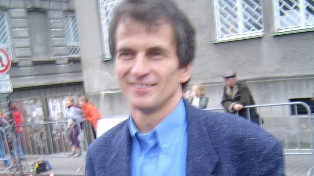 Ředitel závodu Josef Nejezchleba byl s účastí závodu spokojen.