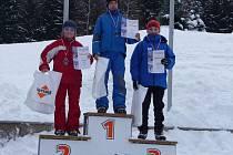 Kozlovičtí skokané na lyžích si přivezli několik medailí.
