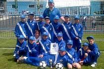 Mladí fotbalisté z Frýdku-Místku dosáhli obrovského úspěchu, když v kategorii mladších přípravek došli v letošní sezoně až do republikového finále. To se odehrálo v Bílině a valcíři skončili nakonec sedmí.