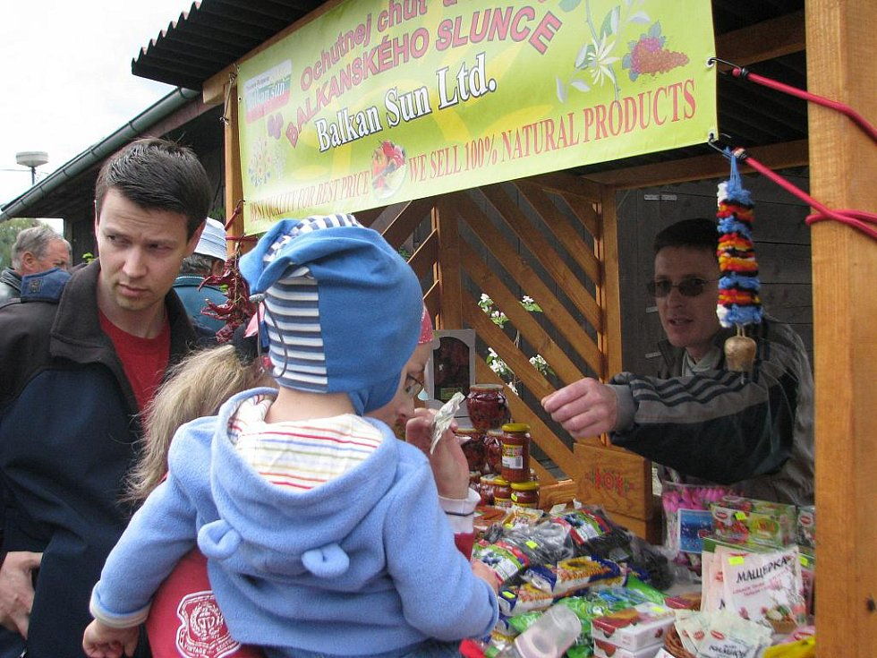 Jarní výstava zahrádkářů a pěstitelů ve Frýdlantu nad Ostravicí
