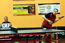 V derby byly opět úspěšnější stolní tenistky SK Frýdlant n. O. Ilustrační foto.