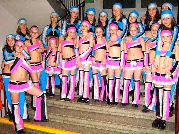 Taneční skupina Aktiv. Ilustrační foto.