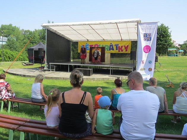Ve Frýdku-Místku se v sobotu konaly oblíbené Létohrátky.