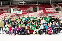 Hokejoví amatéři z Nebor.