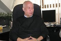 Jiří Koch, jehož firma pro ŘSD zajišťuje přípravu stavby přeložky I/11.