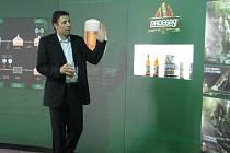 Ilustrační foto z návštěvnického centra nošovického pivovaru.
