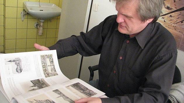 Václav Peter vydal novou publikaci o Frýdku-Místku.