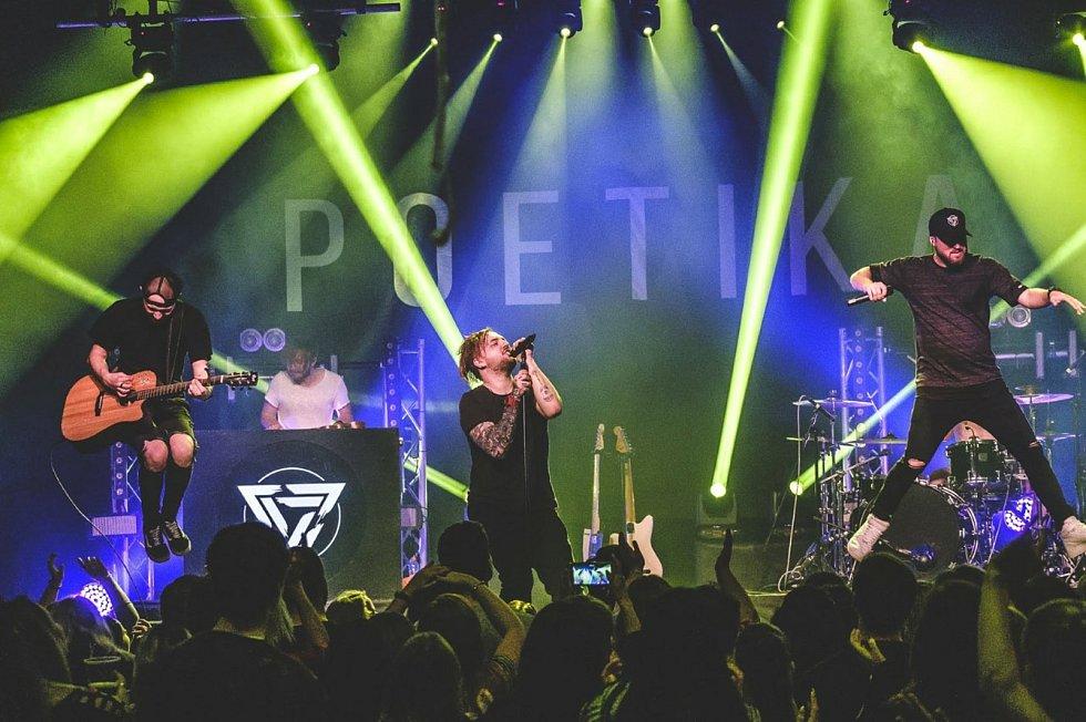 Poetika vystoupí na Baška mini Festu. Foto: archiv pořadatelů