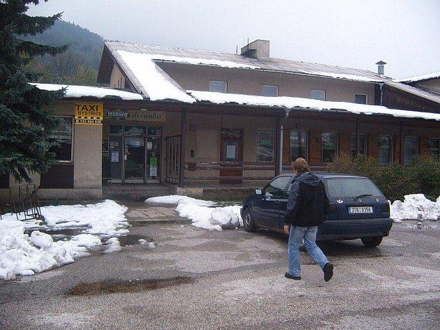 Restaurace Nýdečanka v Nýdku.