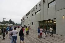 Třinecká Werk Aréna. Ilustrační foto.