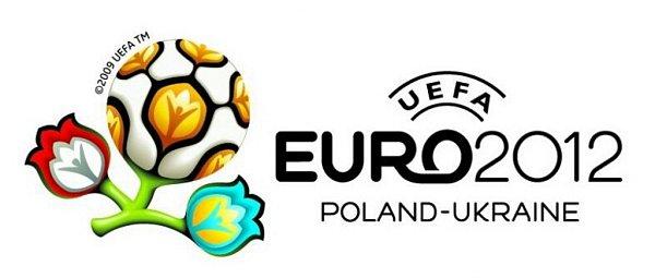 Logo evropského fotbalového šampionátu.