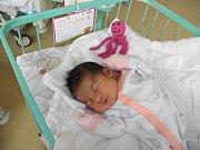 Caroline Kónyová se narodila 13. března mamince Evě Kónyové z Orlové. Po porodu miminko vážilo 2920 g a měřilo 46 cm.
