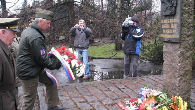 Sedmdesáté výročí hrdinného odporu místeckého 3. praporu 8. pěšího pluku proti německým okupantům.