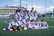 Nejmladší žáci Frýdku–Místku si zahráli na kvalitně obsazeném turnaji v Teplicích.